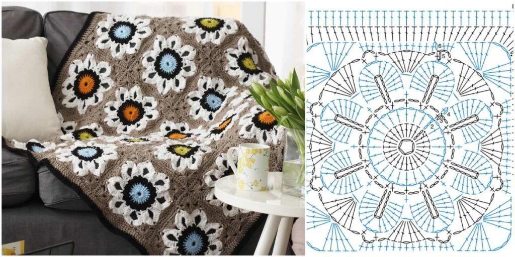 design peak crochet