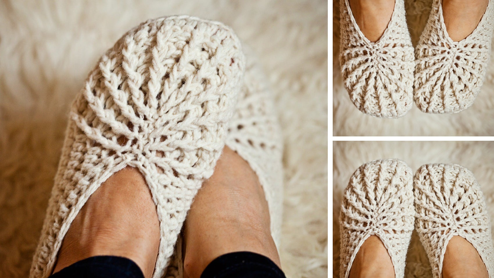 Crochet PATTERN (adult sizes)