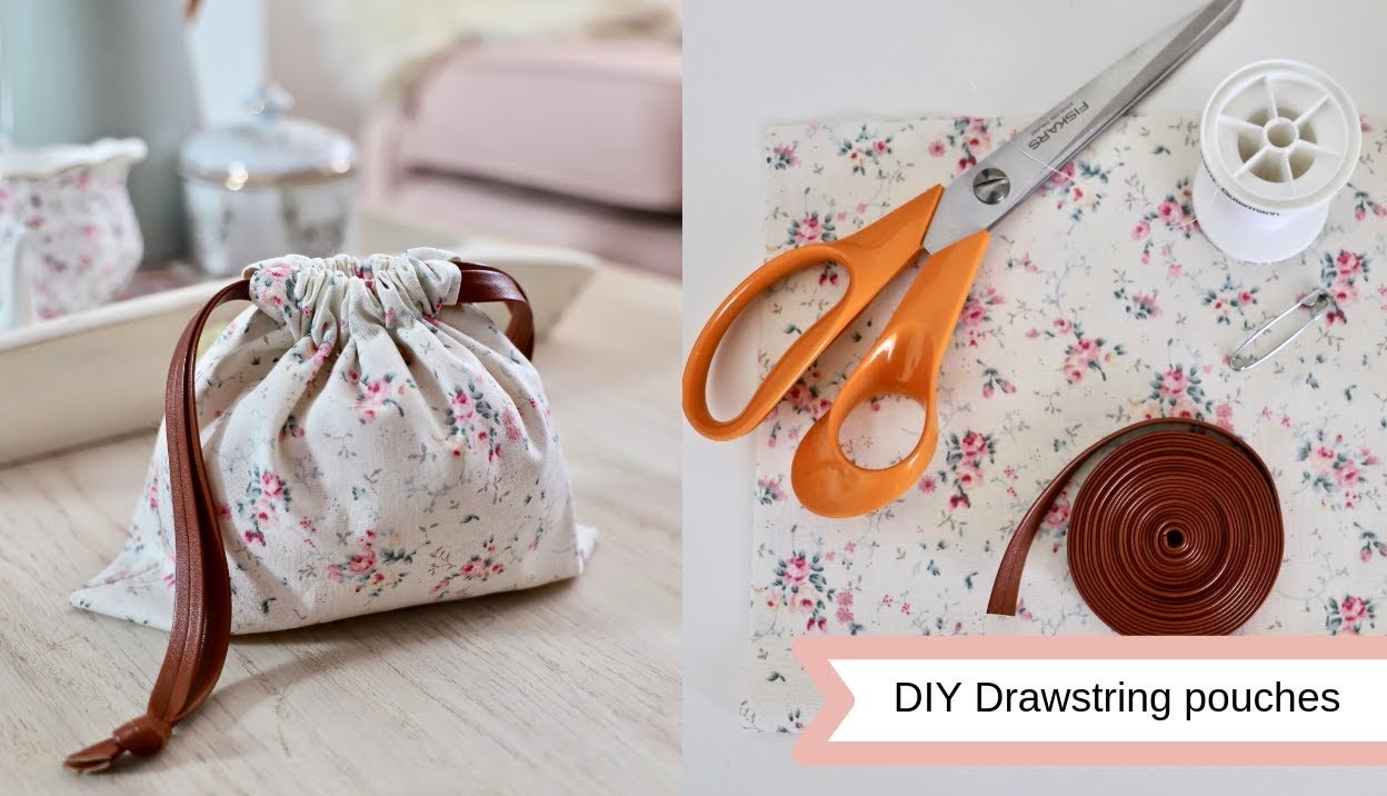 Simple Fabric Purse Tutorial