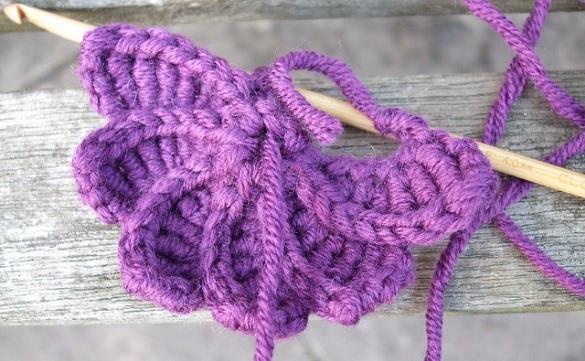 How to Crochet a Spiral Motif - Design Peak
