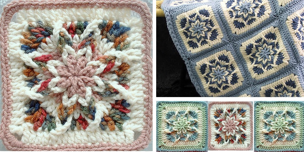 Star Square & Blanket