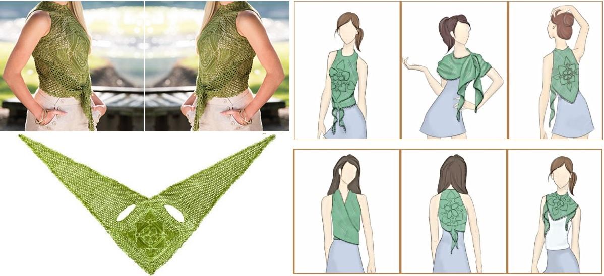 diy scarf ways to wear it design peak