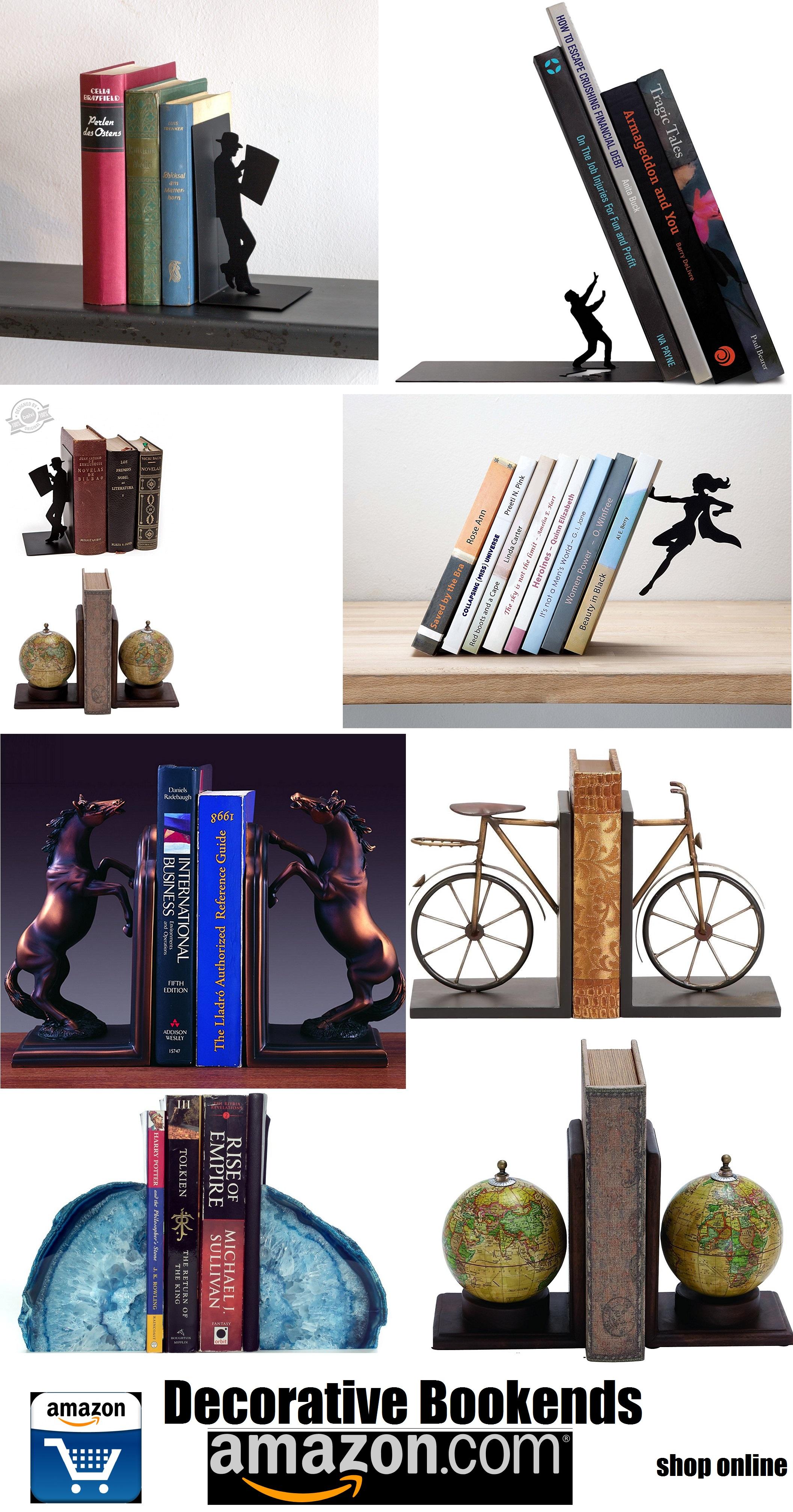 Shop Decorative Bookends Online
